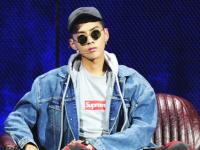 中国有嘻哈吴亦凡同款金丝框眼镜 阿玛尼眼镜价格多少