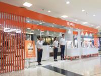 荷兰眼镜品牌EFE,登陆魔都上海浦东正大广场